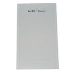 "Letter Size First Page Engraved "" Last Will and Testament"" w/ Black Rule"